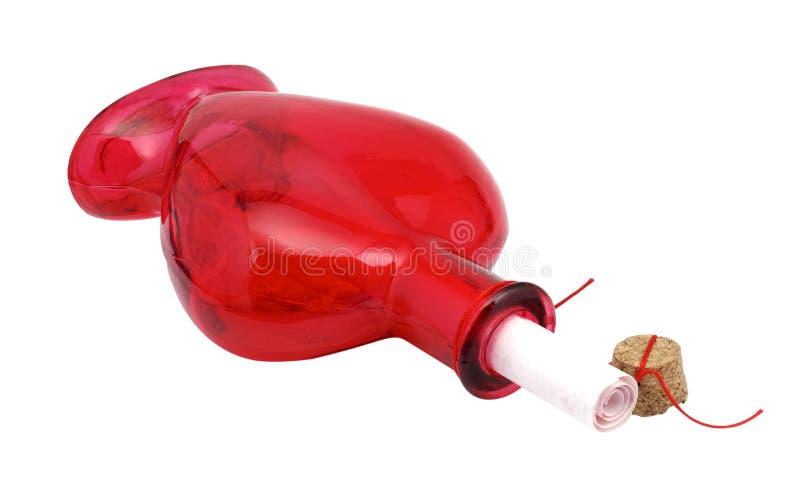Inner-Flasche stockbilder