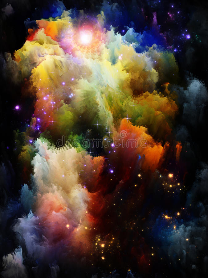Free Inner Life Of Fractal Dreams Stock Photos - 29566153