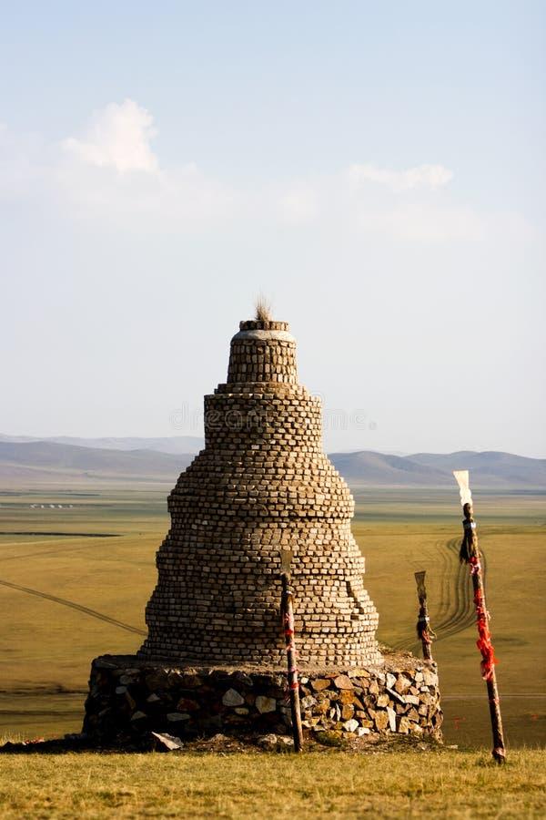 Download Inner Mongolia Worship Pagoda Stock Image - Image of oriental, circle: 19213617
