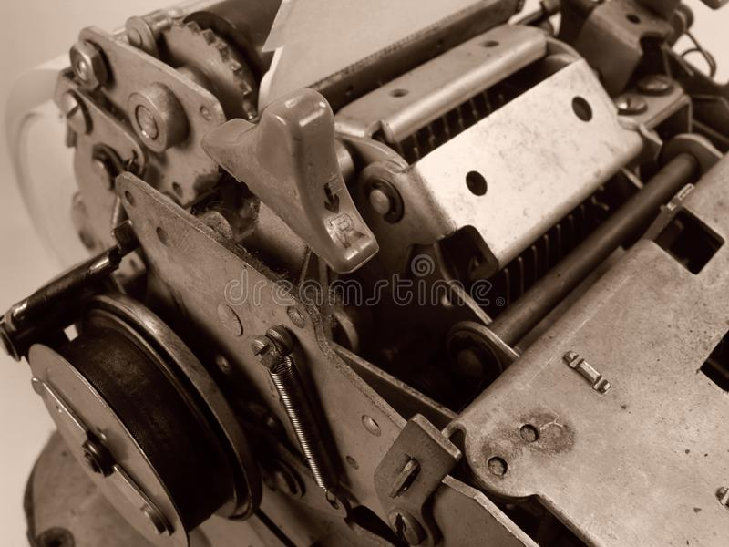 Download Inner Workings 3 stock image. Image of rollers, levers, spool - 11163