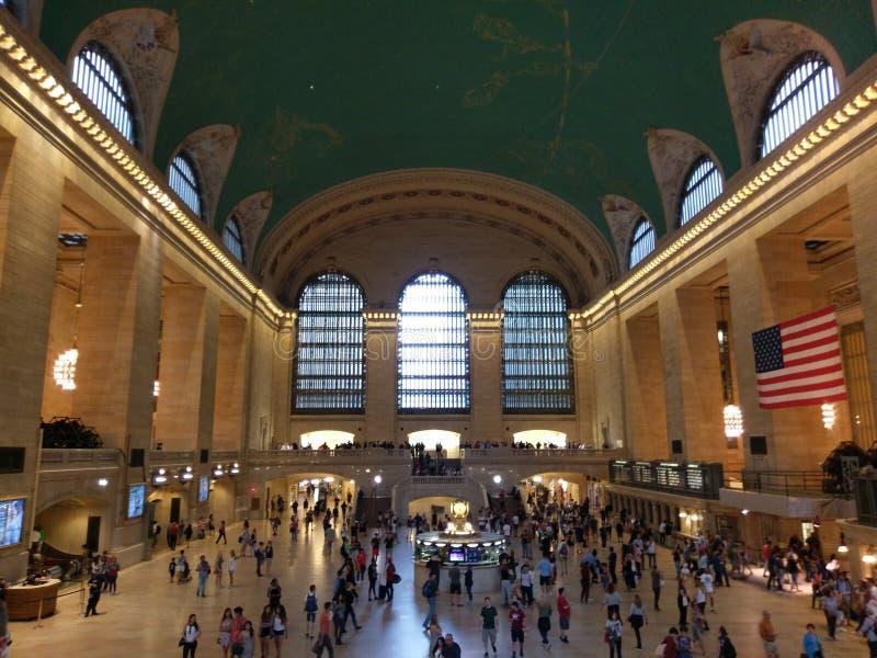 Innerer Grand Central -Anschluss in Manhattan, New York City stockfoto