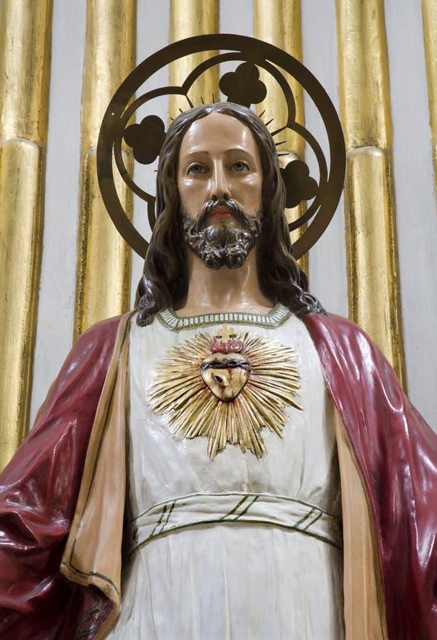 Inneres von Christ stockfotografie