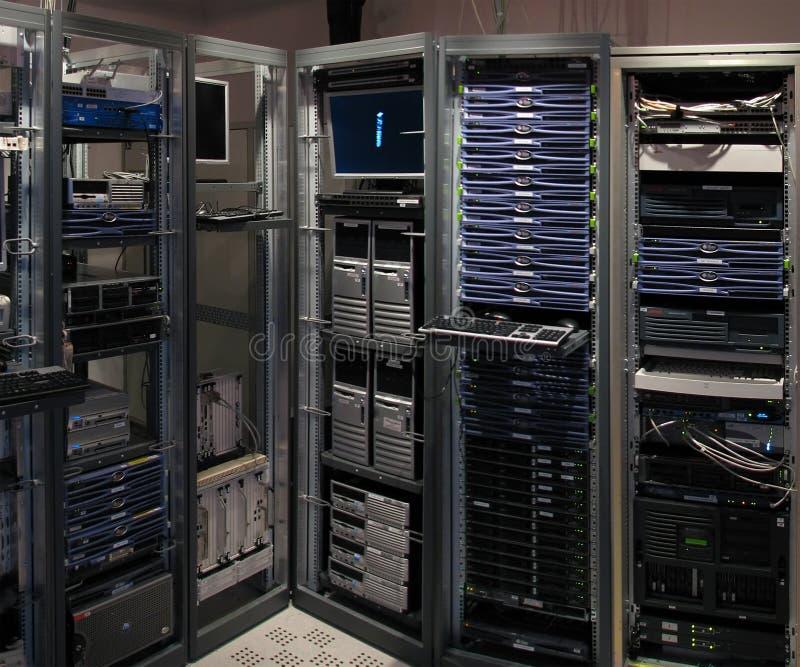 Inneres von Telekommunikationssystem