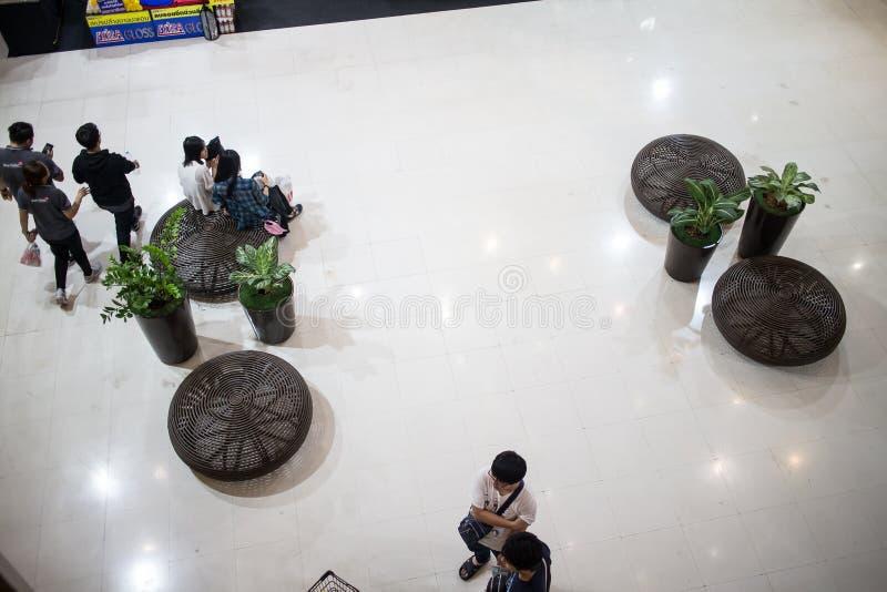 Inneres zentrales Festival Chiang Mai stockfotografie