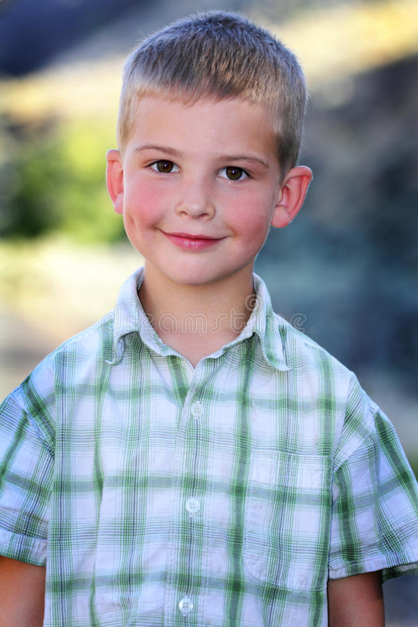 Free Innocence With Dimples Royalty Free Stock Images - 26502569