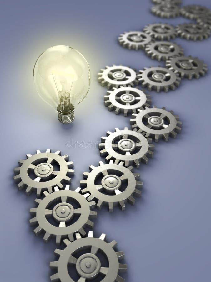 Innovación libre illustration