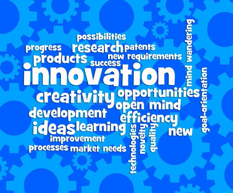 innovatie stock illustratie