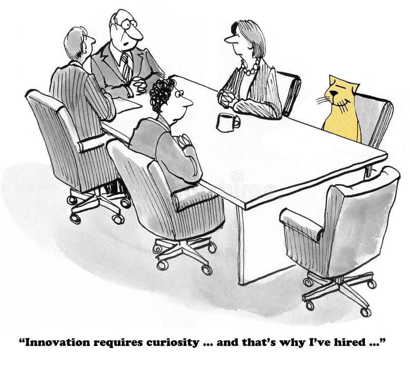 innovatie vector illustratie