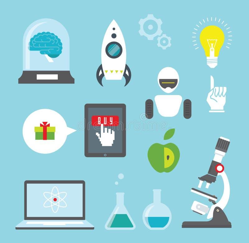 Innovation lizenzfreie abbildung