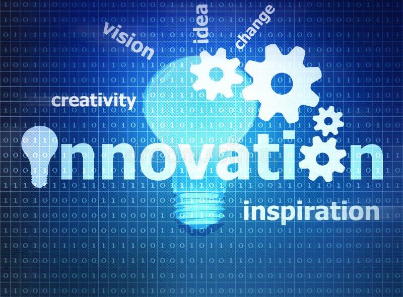 Innovation illustration stock