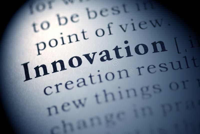Innovation arkivfoton