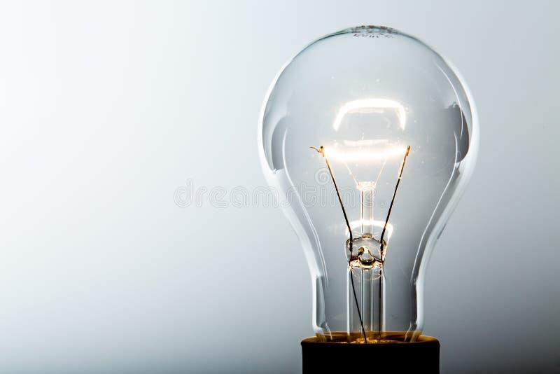 Innovation. Light Bulb Inspiration Solution Electricity Light Ideas royalty free stock image
