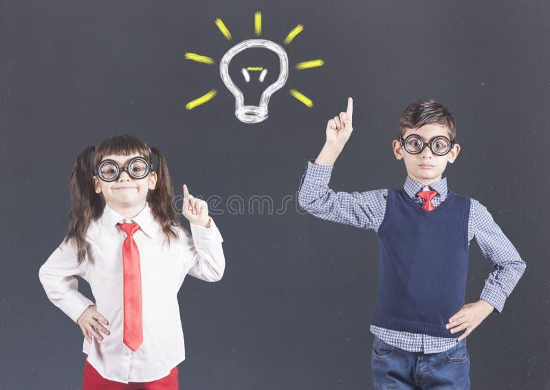 Innovation- och kreativitetbegrepp arkivbilder