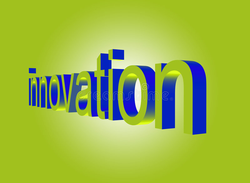 Download Innovation Perspective On Green Stock Illustration - Image: 5294082