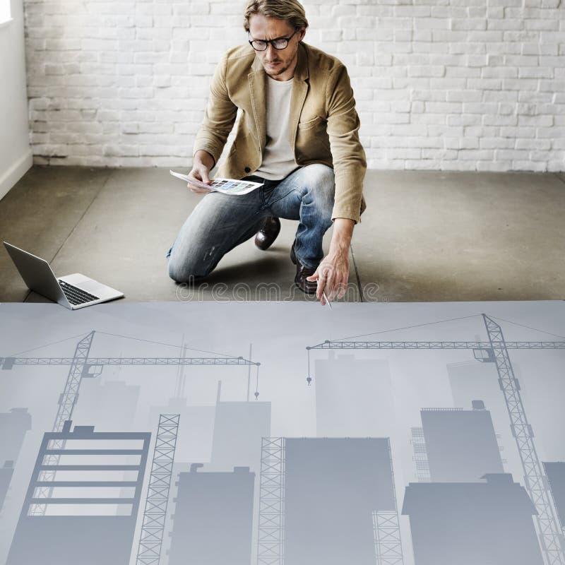 Innovations-Expansions-Konzept der wirtschaftlichen Entwicklung stockfotos