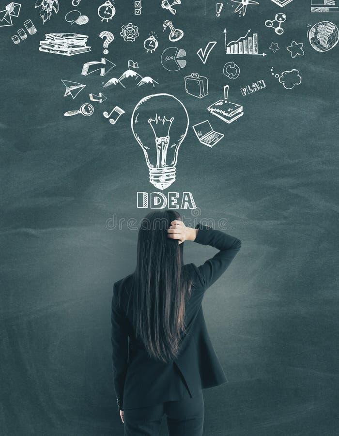 Innovations- und Seminarkonzept lizenzfreie stockfotos