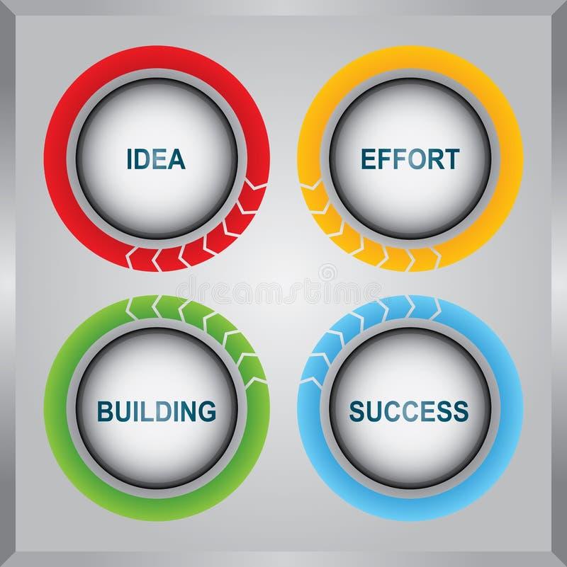 Download Innovative idea stock vector. Illustration of finance - 26051214