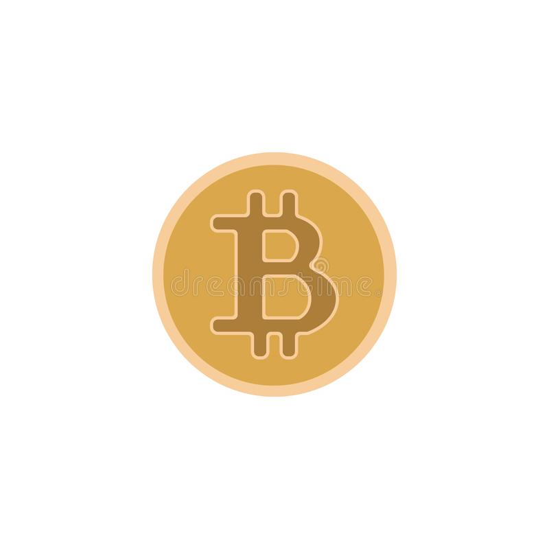 Innovative Kriptographiewährung stockfoto