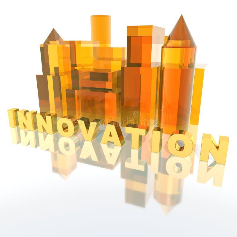 Innovazione illustrazione di stock