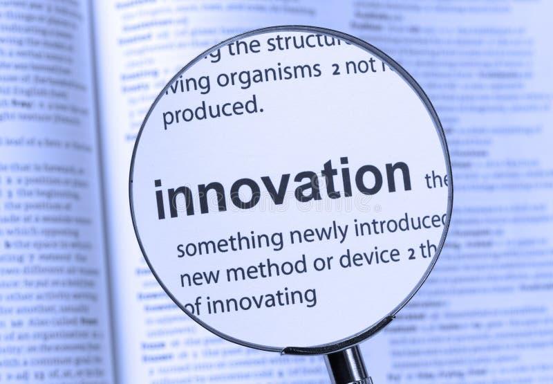 innovazione fotografia stock
