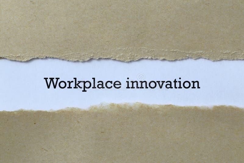 Innovazione sul posto di lavoro immagini stock