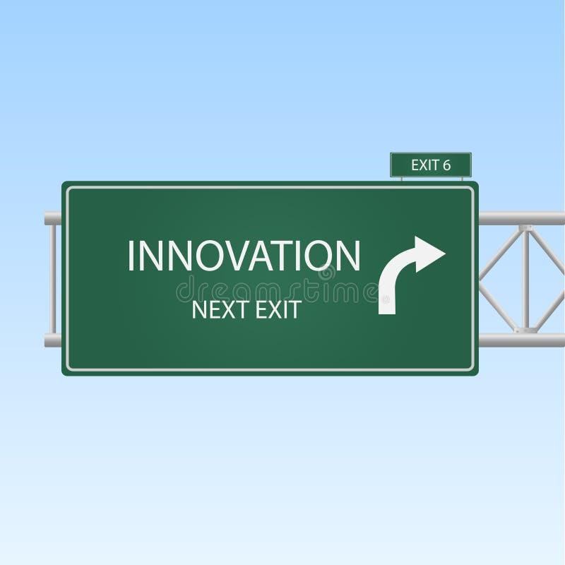 innowacja ilustracja wektor