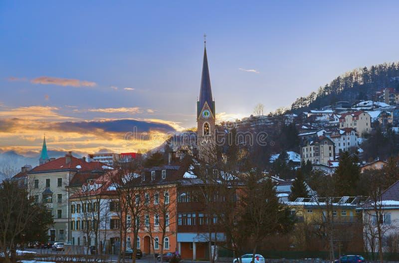 Innsbruck Austria imágenes de archivo libres de regalías