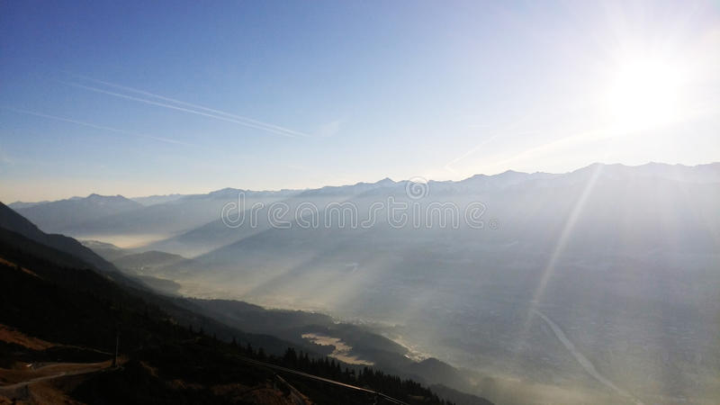 Innsbruck, Austria immagine stock libera da diritti