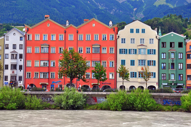 Innsbruck, Austria Editorial Photo