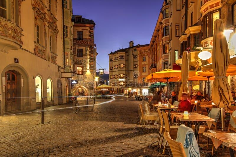 Innsbruck, Autriche photos stock
