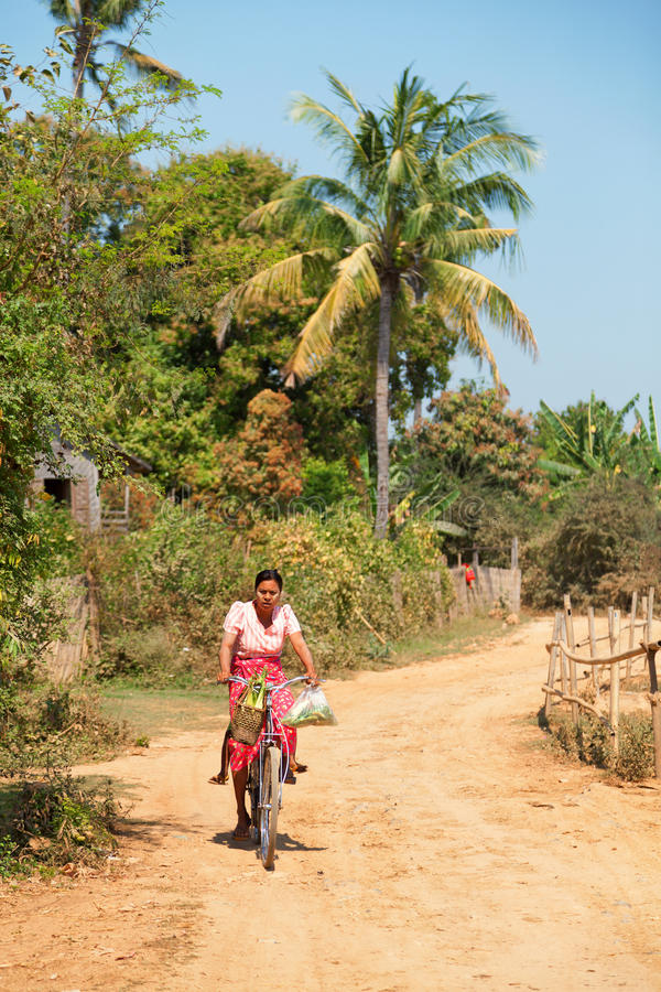 Innwa, Мьянма стоковые фото