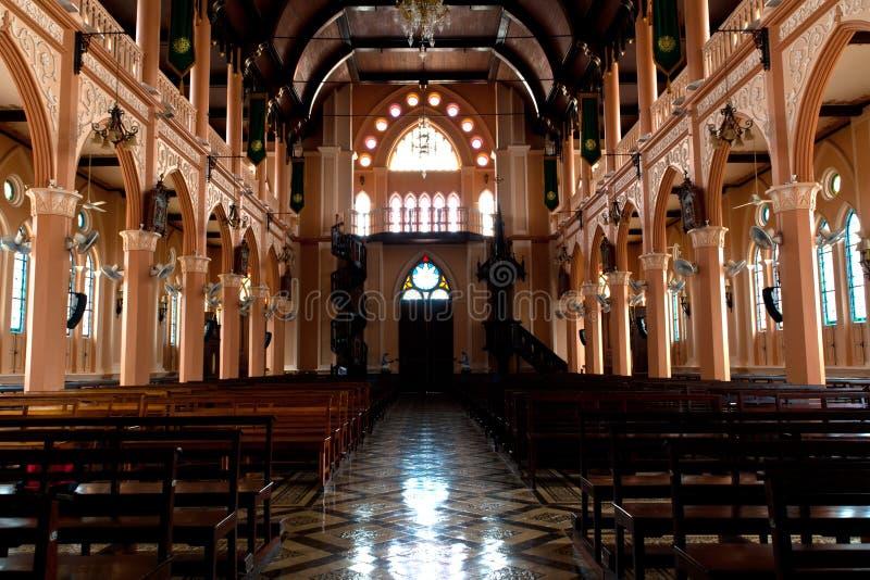 Download Inom kyrkan fotografering för bildbyråer. Bild av klosterbroder - 27283415