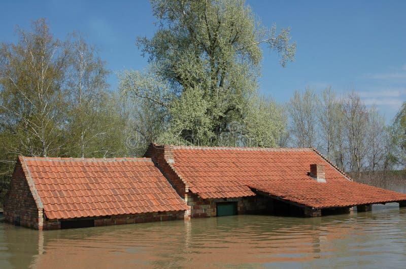 Inondazione immagini stock libere da diritti