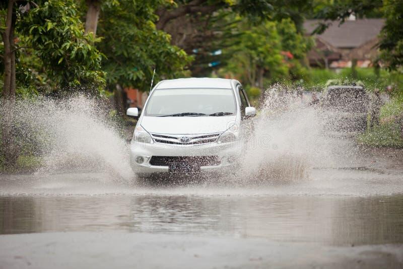 Inondazioni fotografia stock