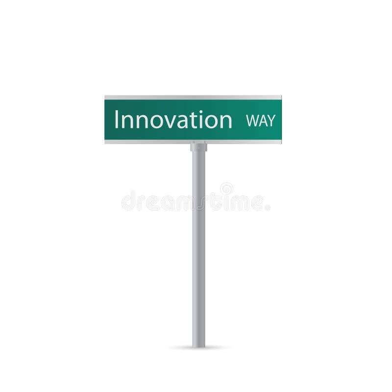 inovação ilustração royalty free