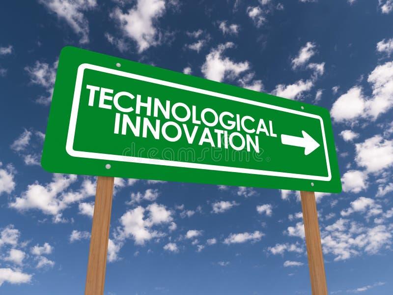 Inovação tecnológica ilustração do vetor