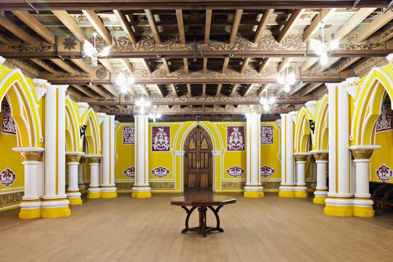 Inre Bangalore slott arkivfoton
