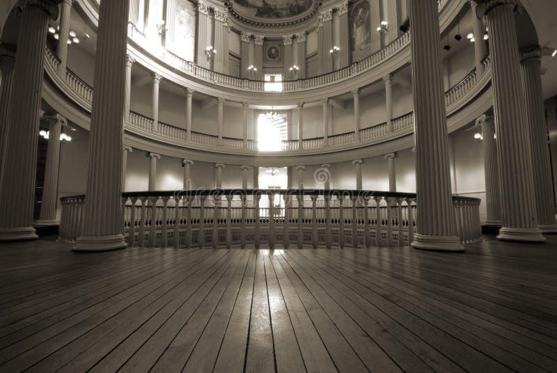 Inre domstolsbyggnad i Missouri - Dred Scott arkivbilder