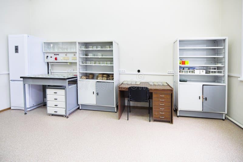 inre laboratorium royaltyfria bilder