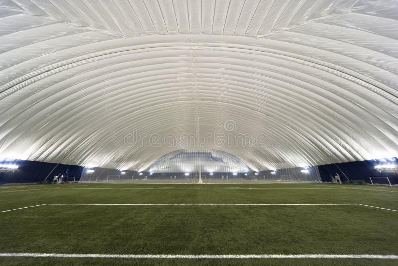 inre nya sportar för kupol arkivfoto