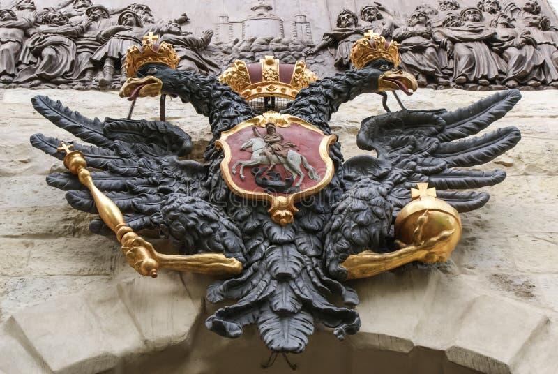 Inre och historiska byggnader för bildinsida Målningar royaltyfria bilder