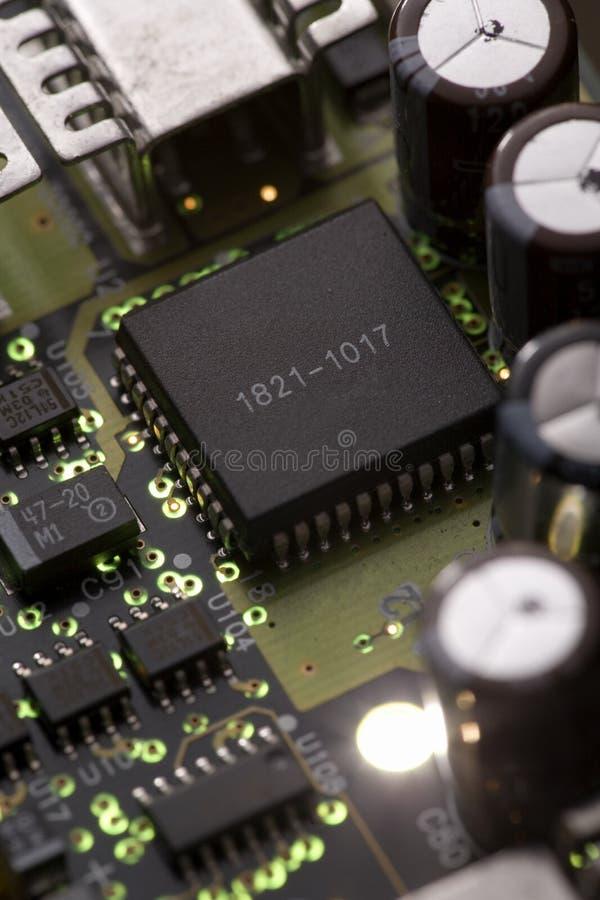 inre PC arkivbild