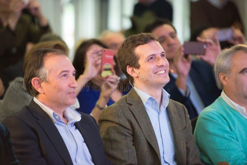 Ins Caceres de Pablo Casado, Extremadura, Espanha fotografia de stock royalty free