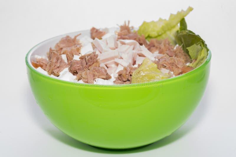 Download Insalata immagine stock. Immagine di sano, insalata, equilibrato - 56891169