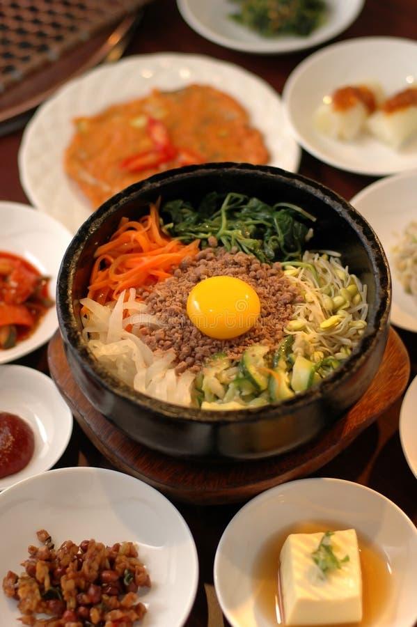 Insalata coreana fotografia stock