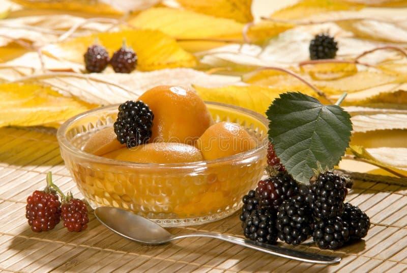 Insalata di frutta fotografie stock libere da diritti