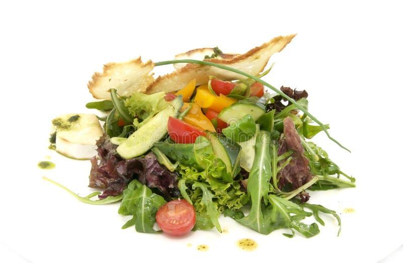 Insalata e verdure di cavolo immagine stock