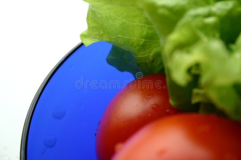 Insalata II di RGB fotografia stock libera da diritti
