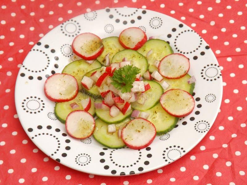 Download Insalata verde _1 fotografia stock. Immagine di miscela - 55350734