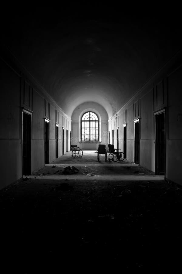 Insane asylum stock photos